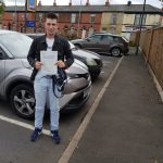 Pass driving test 1st Time